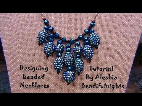 Designing Beaded Necklaces Tutorial