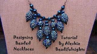 Designing Beaded Necklaces Tutorial