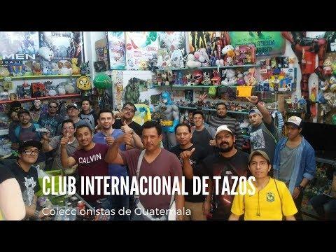 Club Internacional De Tazos Agosto 2019, Coleccionistas De Guatemala.