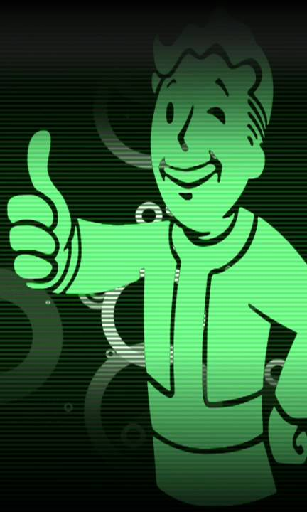 Fallout PipBoy Revamped Live Wallpaper Android