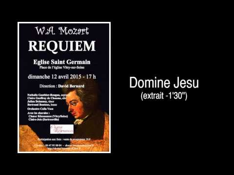 Domine Jesu Christe - YouTube
