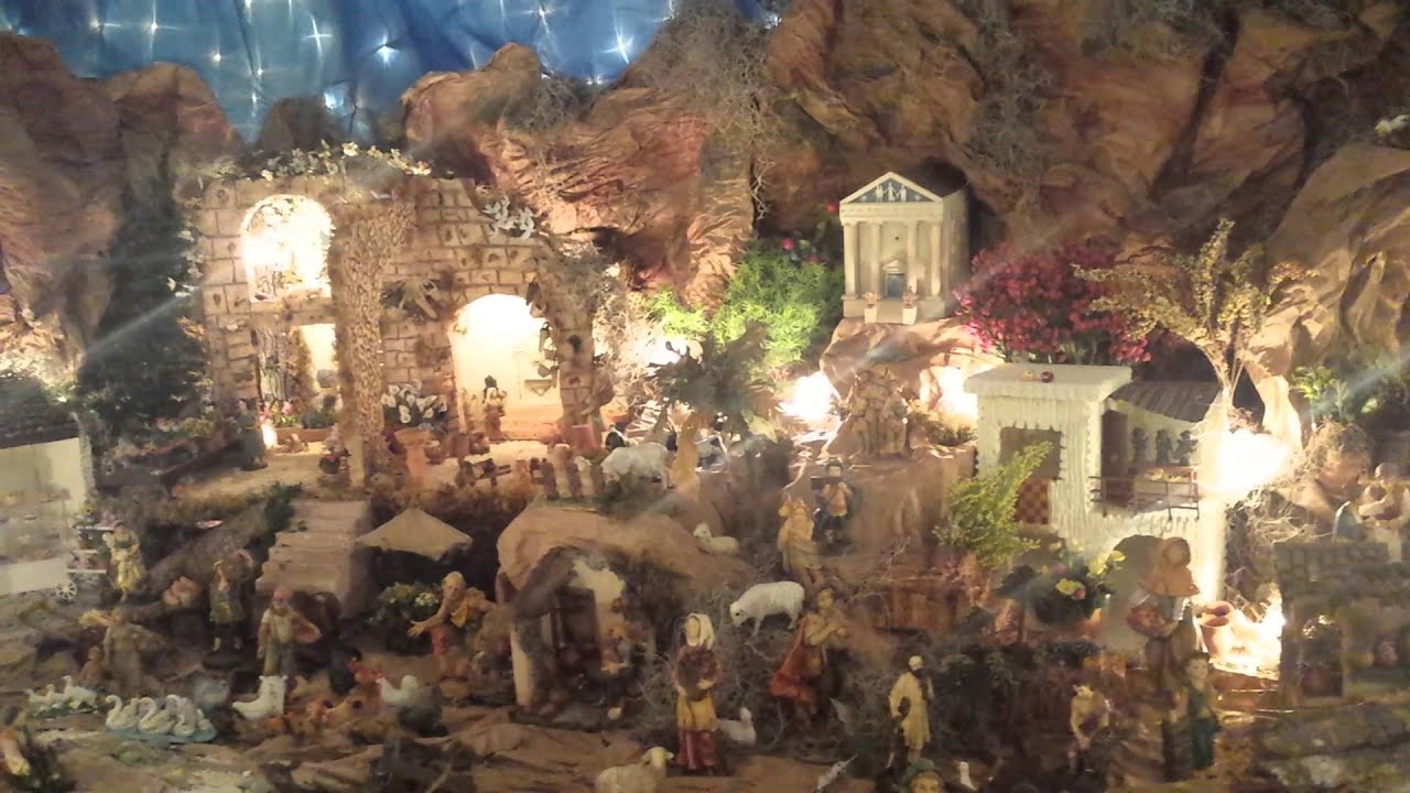 Navidad belenes 2014 republica dominicana youtube - Belenes de navidad manualidades ...