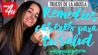 Remedios caseros de salud   Con Sylvia Salas