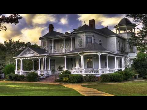 Old Southern House Styles