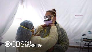 Coronavirus cases in the U.S. exceed 100,000