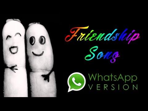Friendship Song - WhatsApp Version | Rohit Gopalakrishnan