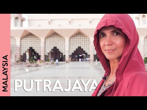 PUTRAJAYA: Malaysia Modern City - Beautiful And Impressive! 😮