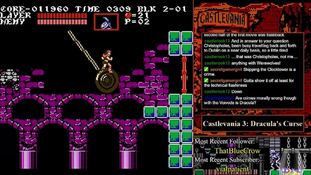 castlevania 3 online