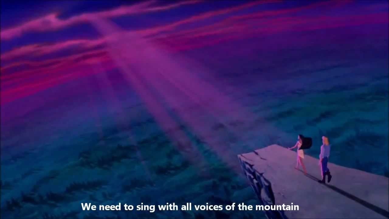 Career Quotes Wallpapers Pocahontas Colors Of The Wind Youtube