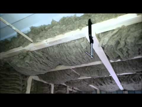 Shipping Container House Uk Part 8 Insulating The Roof And