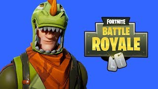 FORTNITE - Saison 3! Dino Skin Attack!