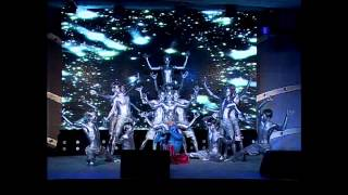 Krishna sequence Prince Dance group