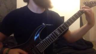 Fleshrot - Traumatic Reconfiguration Guitar Cover
