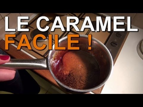 comment-faire-du-caramel-?