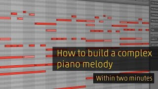 Write a polyphonic melody in 2 minutes (Sundog Scale Studio)