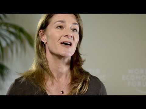 Melinda Gates: An experience that changed my world view
