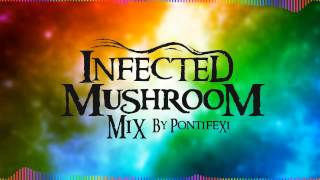 Infected Mushroom Mix
