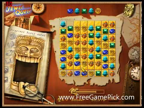 Jewel Quest   Full Version for Free   YouTube