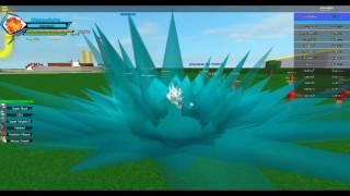 roblox liu vs frezza (dragon ball xenoverse br)