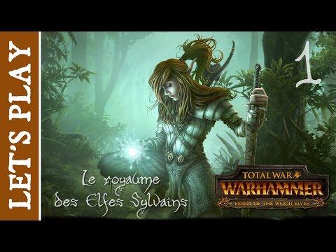 [FR] Total War Warhammer : Le Royaume des Elfes Sylvains - Episode 1