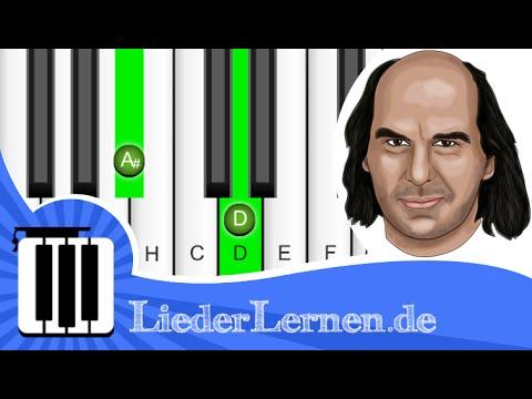 Guildo Horn - Guildo hat euch lieb - Klavier lernen - Musiknoten - Akkorde