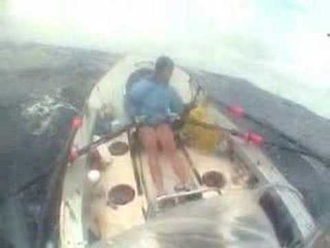 Extreme Trans-Atlantic Rower (CBS News)