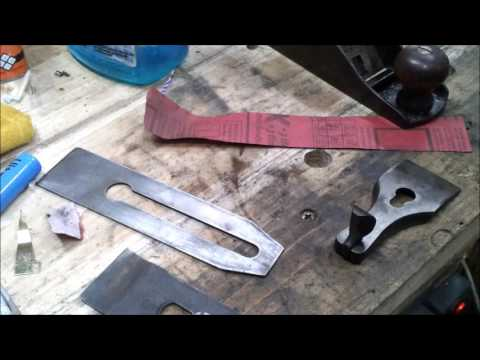 Fettling a Type 11 Stanley #3 Wood Plane