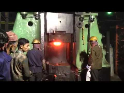 hydraulic close die forging power head working in pune of In