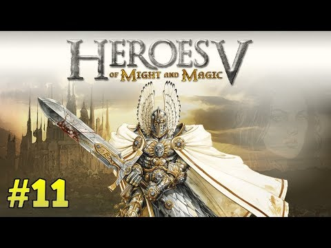 Let's play Heroes 5 [11] The Fall of the King 4