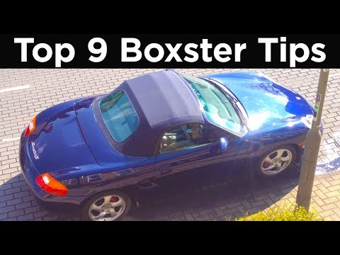 Top 9 tips for owning a Porsche Boxster | Road & Race S02E05