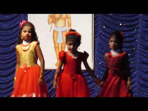 Nokki Nokki Ninnu- Group Dance- Jewel Elizabeth Sanjo & Team