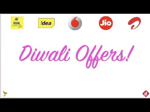 [Hindi - हिन्दी] 4G Data & Calling Diwali Offers + Best 4G Smartphones Under ₹15,000