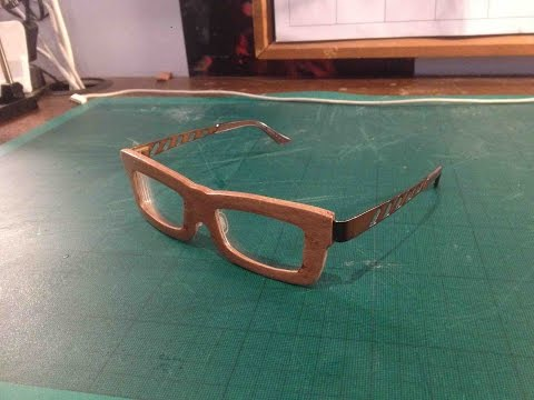 How to make Wooden Glasses!