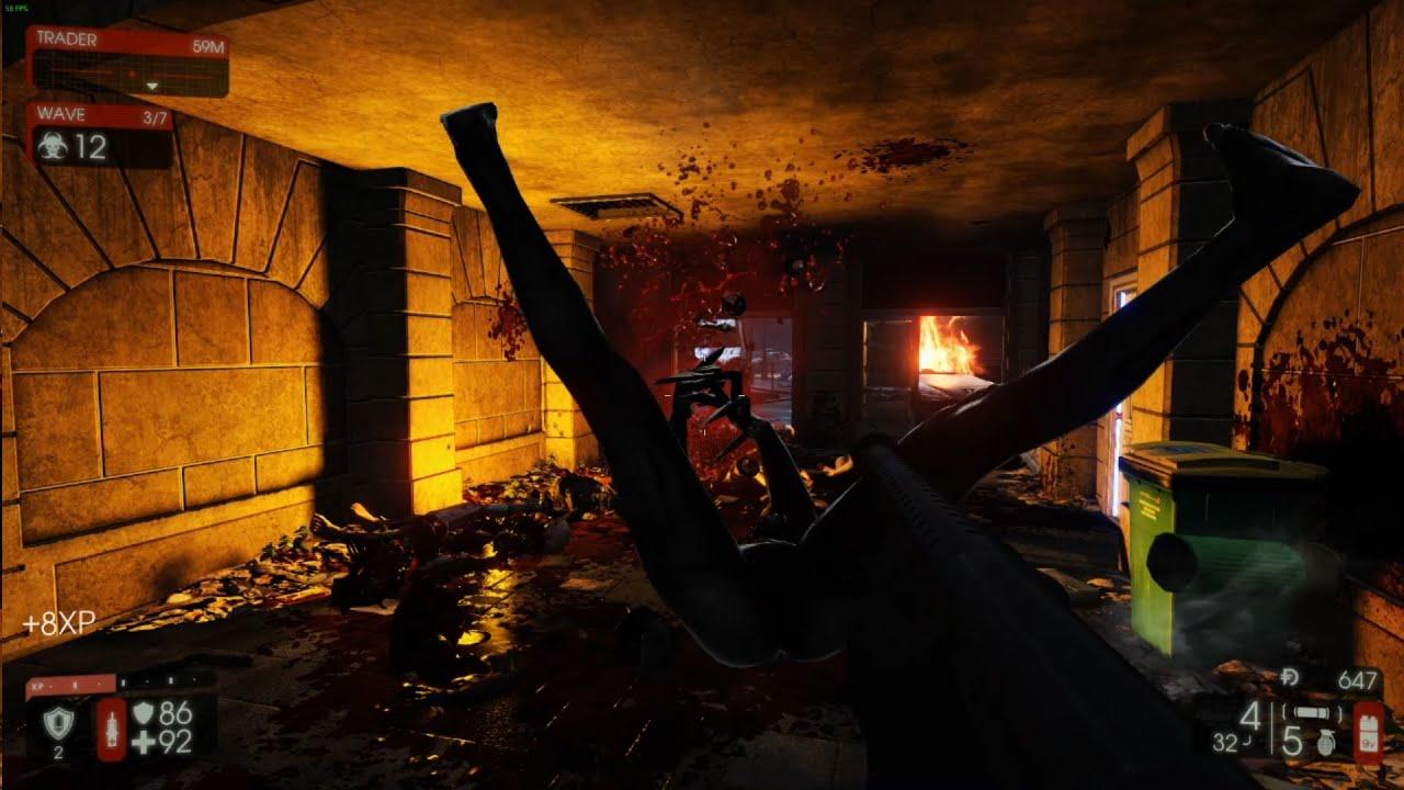 Killing Floor 2   Stalker Flip Headshot   YouTube