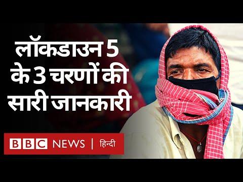 Unlock 1 : India में लगा Lockdown 5 अलग क्यों है और एक महीने में क्या-क्या बदल जाएगा? (BBC Hindi)