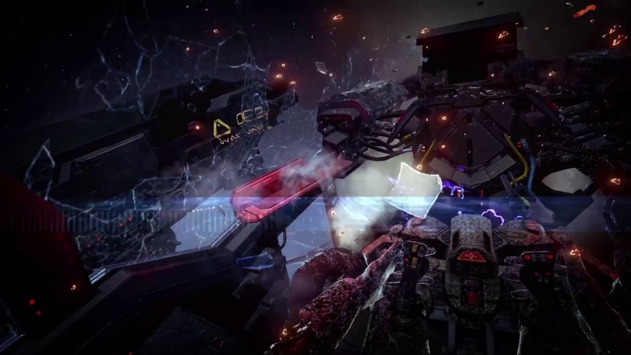 Game review: EVE: Valkyrie is like a VR Battlestar Galactica