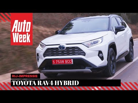 Toyota Rav4 Hybrid Autoweek Review Youtube