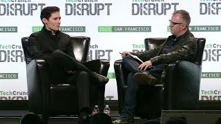 Pavel Durov On Why WhatsApp Sucks The Most