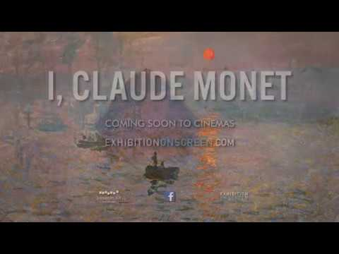 Exhibition on Screen: I, Claude Monet, in cinemas 25 Feb