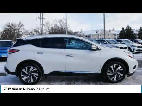 Inver Grove Nissan >> 2017 Nissan Murano Inver Grove Heights St Paul Minneapolis P15011