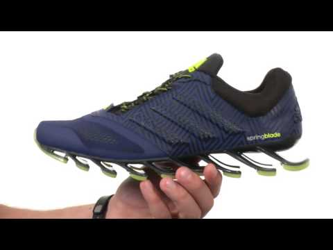 ropa interior educar Sombreado  adidas Running Springblade Drive 2 SKU:8517089 - YouTube