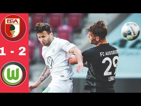 Augsburg Vs Wolfsburg (1 - 2) Fulltime Highlight