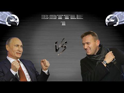 Путин-Sub-Zero уделывает Порошенко в видео в стиле Mortal Combat