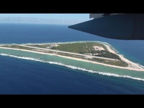 「日本最東端の島」守る 南鳥島の海自部隊公開