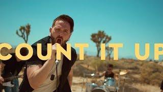 Смотреть клип Fame On Fire - Count It Up