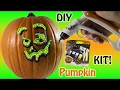 DIY Doh Vinci Pumpkin KIT! Decorate Your Own Halloween Pumpkin with Play Doh Doh Vinci Styler!