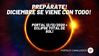 Diciembre 2020 Eclipse 🌞🌒