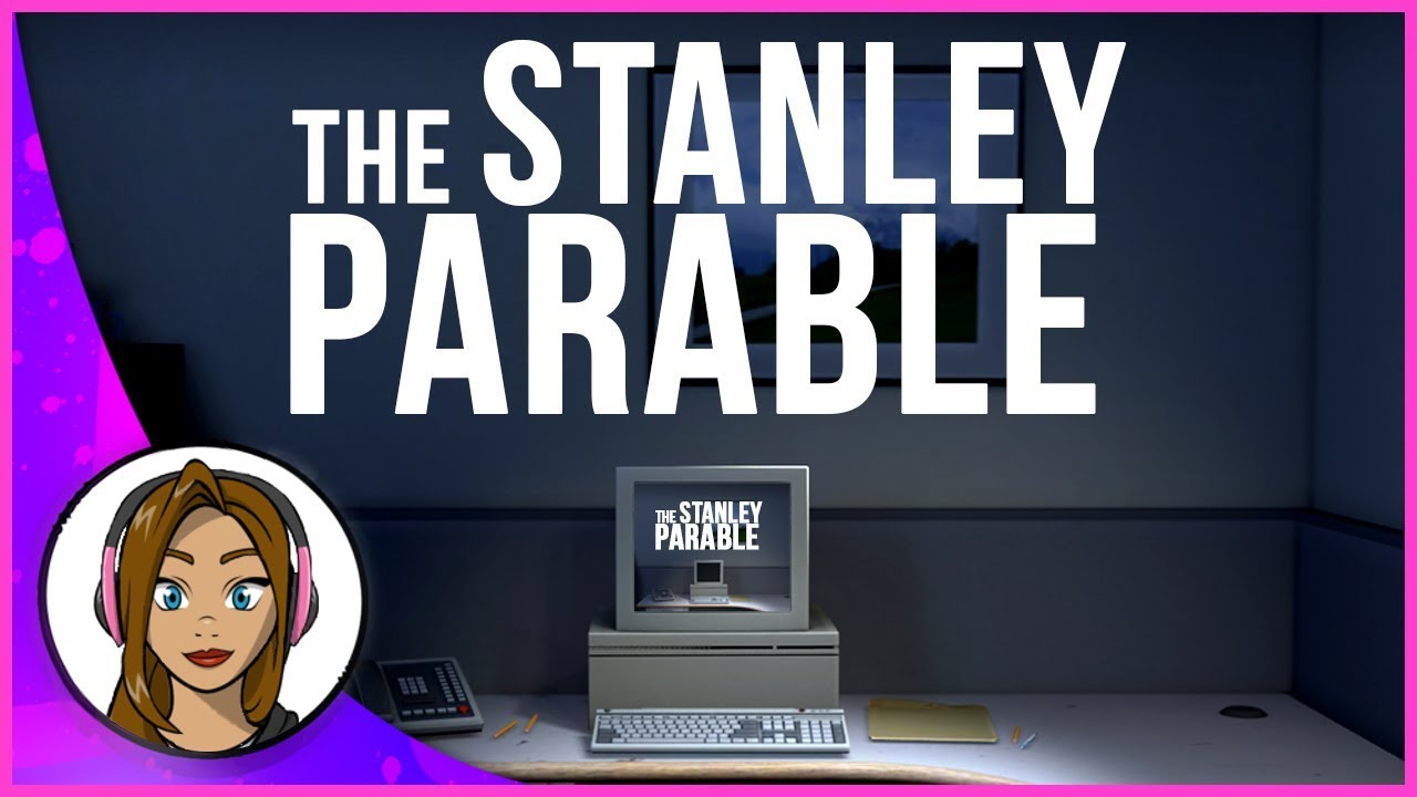 The Stanley Parable Gameplay | Craziest and most confusing game ever?