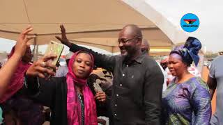 Kennedy Agyapong 'pulls crowd' at Alhaji Bature's 40-day prayers