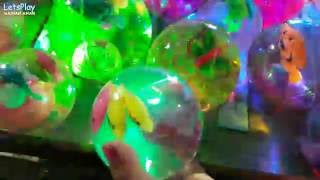 Mainan Bola WARNA WARNI 🍭 Kincir Angin MENYALA 💖 Lets Play 💖 Mainan Anak 🍭 Jessica & Jenica 💖